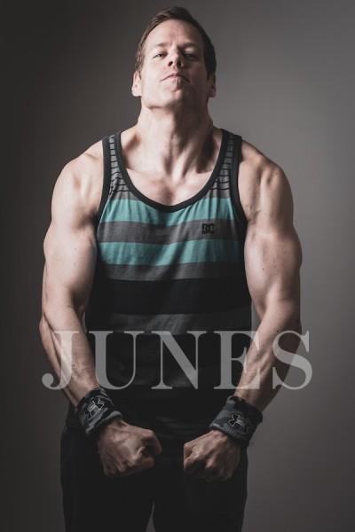 ジャスティン リーパー(Justin Leeper)の写真