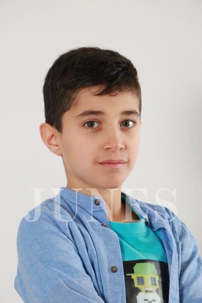 オマール ハジ(Omar Haji)の写真